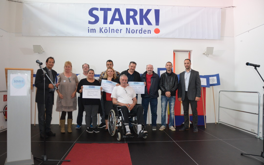Aktion am 01. Juni: Starker Auftritt im Kölner Norden