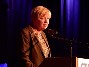 Susanne Blasberg-Bense (Abteilungsleiterin 3 im NRW-Ministerium