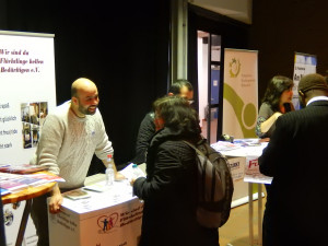 Neue Gruppe: Wir sind da – Flüchtline helfen Bedürftigen e.V.