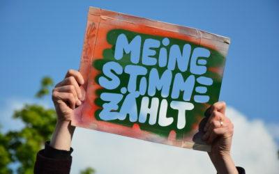 Unser Programm zur Bundestagswahl 2021